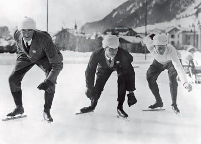 Chamonix olympics